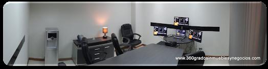 www.360gradosinmueblesynegocios.com oficinas virtuales privadas y salones de reuniones
